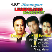 Kenangan Legendaris Dangdut Indonesia, Vol. 1 - Various Artists - Various Artists