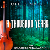 A Thousand Years (From