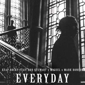 Everyday (feat. Rod Stewart, Miguel & Mark Ronson) - Single Mp3 Download