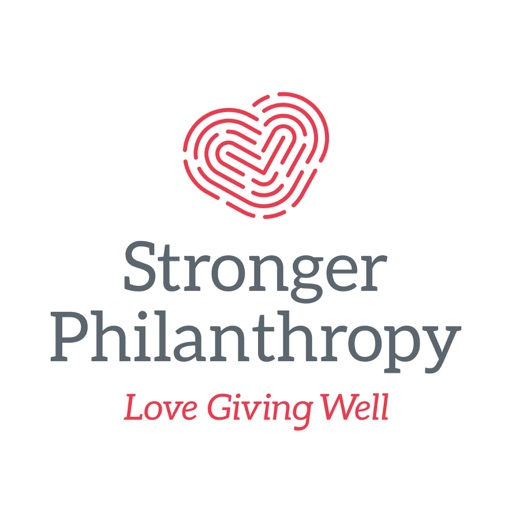 Cover image of Stronger Philanthropy Podcast