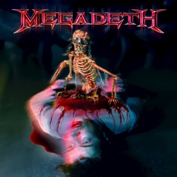 The World Needs a Hero - Megadeth Album Cover