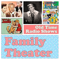 Podcast cover art for Family Theater