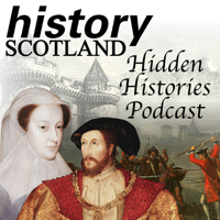 Podcast cover art for History Scotland - Hidden Histories Podcast
