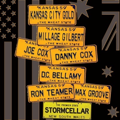 Kansas City Gold - Stormcellar, Millage Gilbert & Ron Teamer album