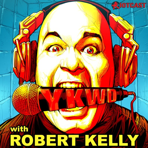 Cover image of Robert Kelly's 'You Know What Dude!'