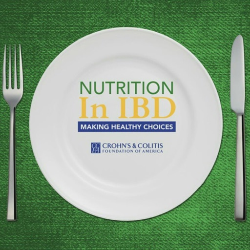 Cover image of Nutrition in IBD: Making Healthy Choices