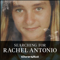 Podcast cover art for Searching for Rachel Antonio