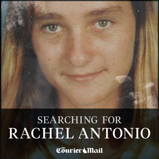 Cover image of Searching for Rachel Antonio