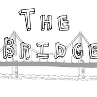Podcast cover art for The Bridge
