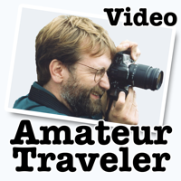 Amateur Traveler Podcast (iTunes enhanced)   travel for the love of it podcast