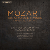 Mozart: Great Mass in C Minor & Exsultate, Jubilate