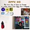 Run from City of Dallas to Dresden Or Create Article about Zippy Kid in Wikipedia - Single - Zippy Kid