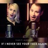 If I Never See Your Face Again (feat. AlsoSaskia) - Single