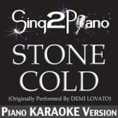 [Download] Stone Cold (Originally Performed By Demi Lovato) [Piano Karaoke Version] MP3