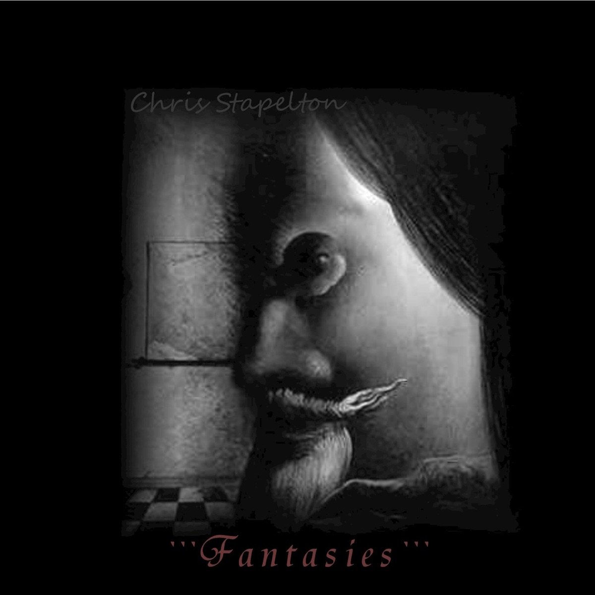 Fantasies Chris Stapleton CD cover