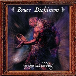 The Chemical Wedding (Special Edition) - Bruce Dickinson Album Cover