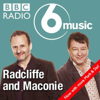 Podcast cover art for Radcliffe and Maconie