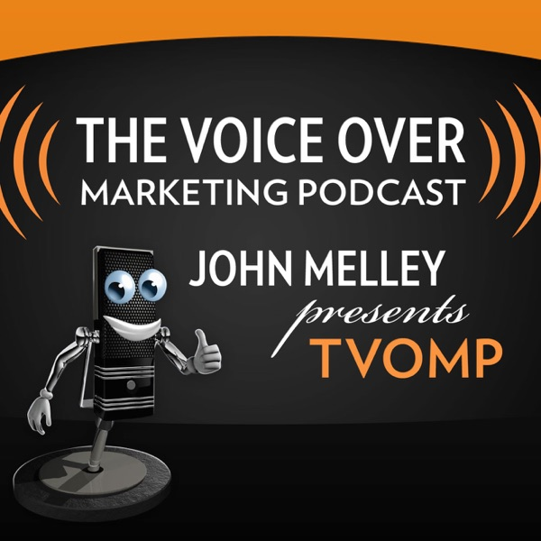 Voice over marketing podcast colourmoves