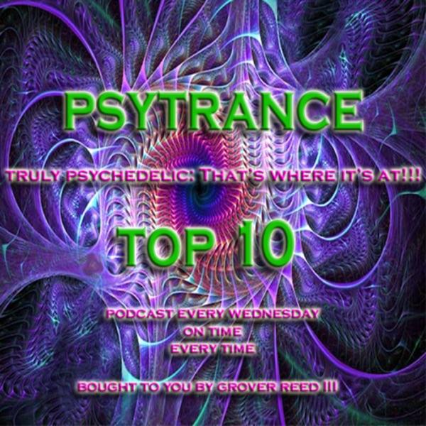 Psytrance Top 10