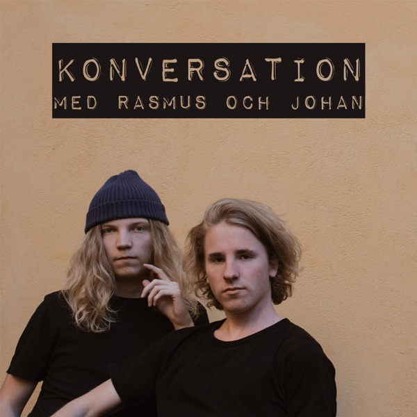 Konversation med Rasmus och Johan