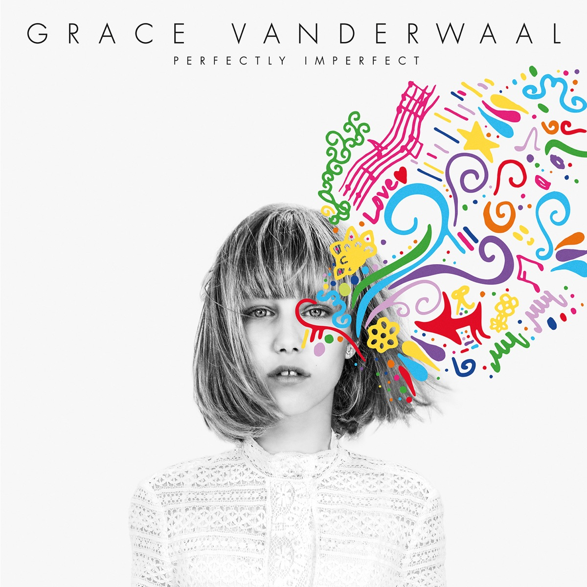 Perfectly Imperfect - EP Grace VanderWaal CD cover