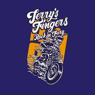 Rockin' Fury - Jerry's Fingers album