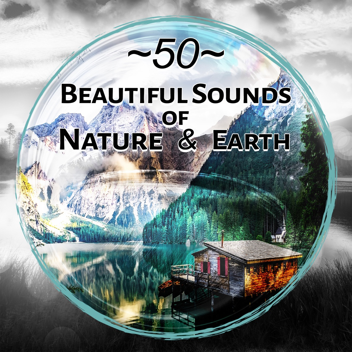 50 Beautiful Sounds of Nature & Earth: New Age Music