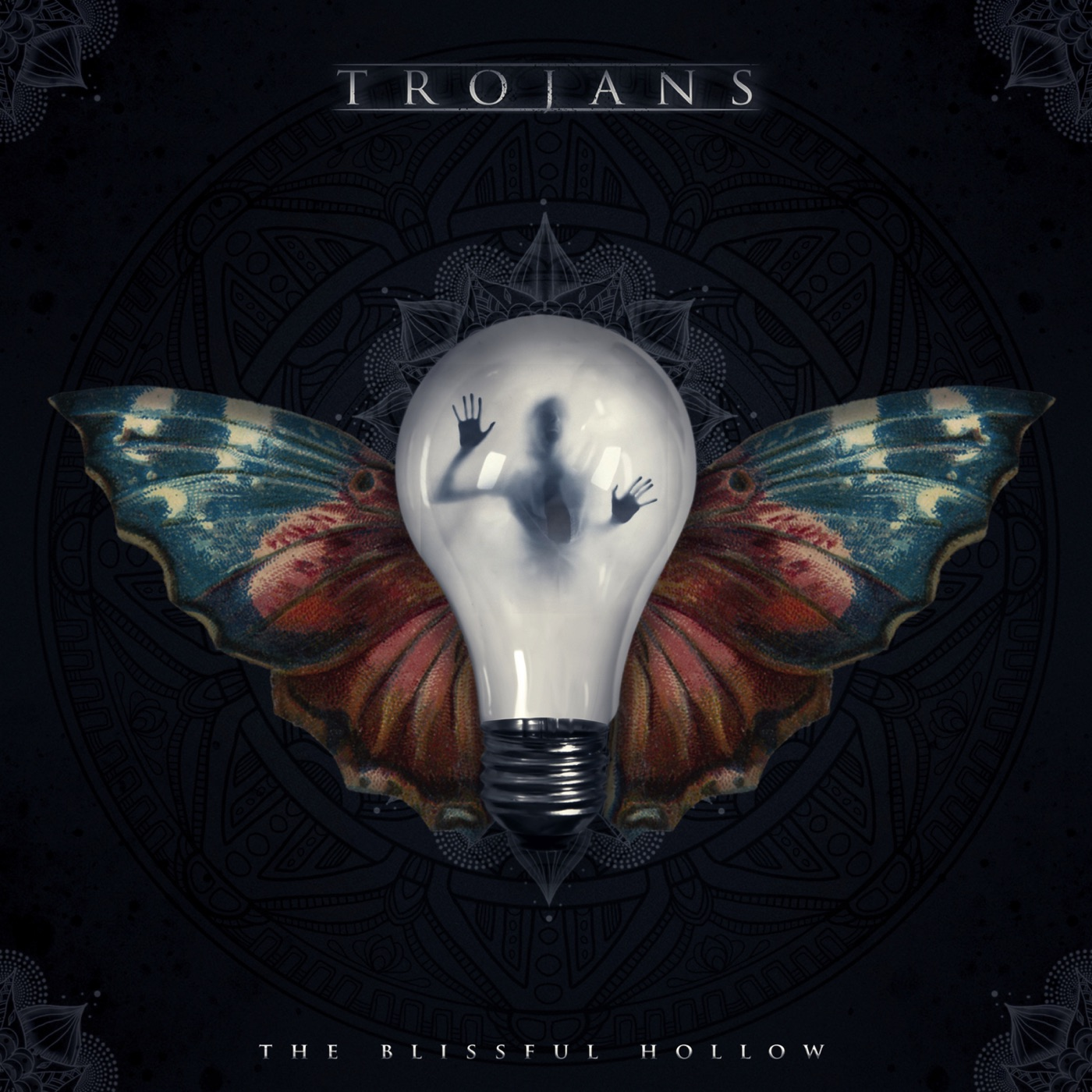 Trojans - The Blissful Hollow [EP] (2017)