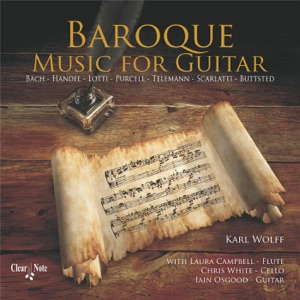 Karl Wolff, Laura Campbell & Christopher White - Sonata in G Major for Flute, Cello, and Guitar: II. Allegro