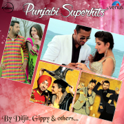 Punjabi Superhits (By Diljit, Gippy & Others) - Various Artists - Various Artists