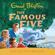 Enid Blyton - Famous Five: 8: Five Get Into Trouble (Unabridged)