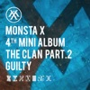 MONSTA X - THE CLAN Pt 2 GUILTY EP Album