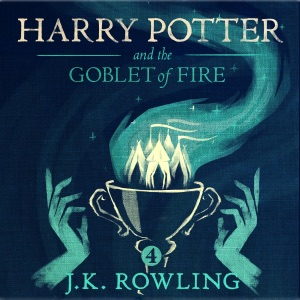Harry Potter and the Goblet of Fire, Book 4 (Unabridged) - J.K. Rowling audiobook, mp3