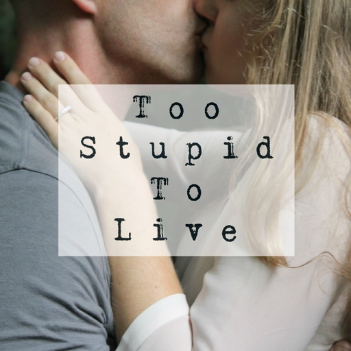 Cover image of Too Stupid to Live: Cheap Reviews of Cheap Romance Novels