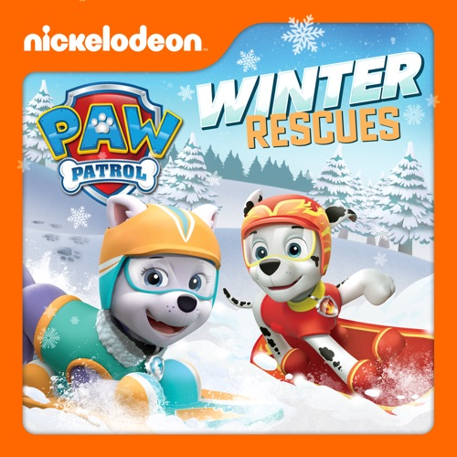 PAW Patrol, Winter Rescues poster