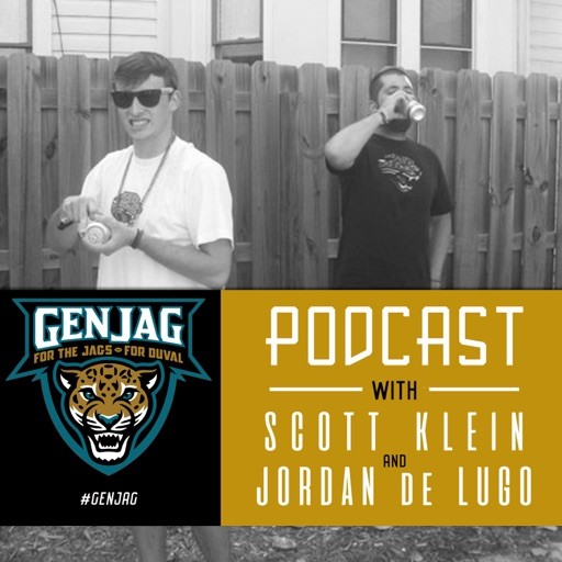 Cover image of The GenJag PodCast