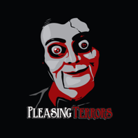 Podcast cover art for Pleasing Terrors