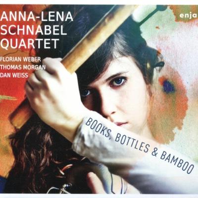 Books, Bottles & Bamboo (with Florian Weber, Thomas Morgan & Dan Weiss) - Anna-Lena Schnabel Quartet album