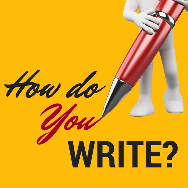 How Do You Write By Rachael Herron On Apple Podcasts