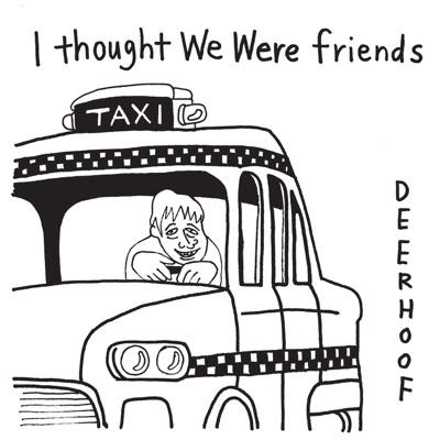 I Thought We Were Friends - Single - Deerhoof