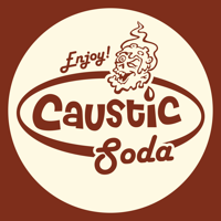 Podcast cover art for Caustic Soda