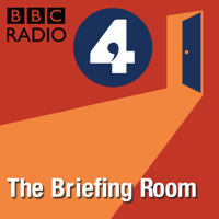 Podcast cover art for The Briefing Room