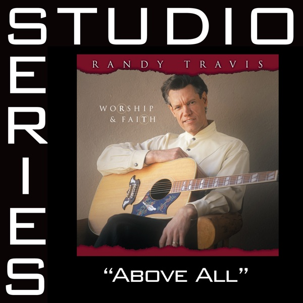 Above All (Studio Series Performance Track) - EP