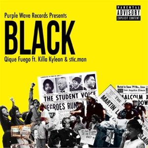 Black (feat. Killa Kyleon & Stic.man) - Single Mp3 Download
