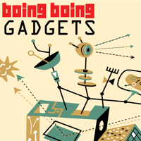 Podcast cover art for Boing Boing Gadgets