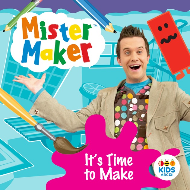 mister maker craft ideas online mister maker it s time to make on itunes 6925