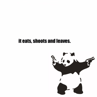 It Eats, Shoots and Leaves - Single - Big Panda & the Johnson's Band album