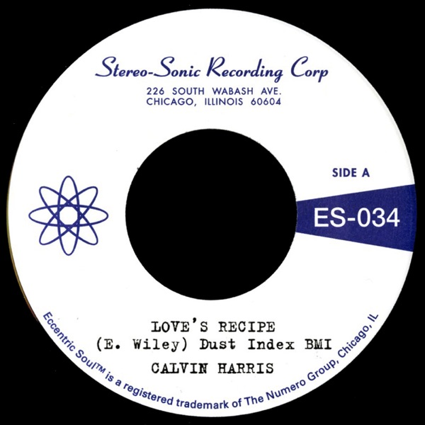 Love's Recipe / Wives Get Lonely Too - Single