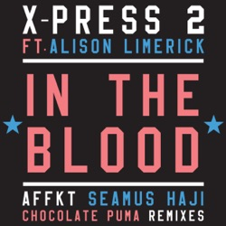 In the Blood (feat. Alison Limerick) - X-Press 2 Album Cover