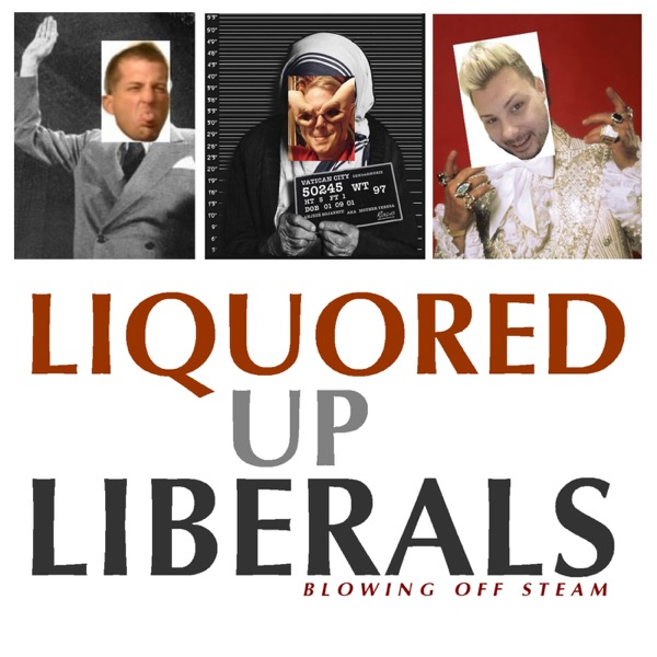 Liquored Up Liberals Blowing Off Steam
